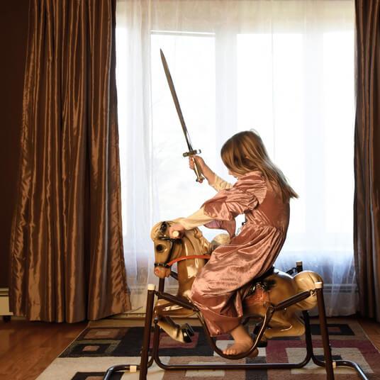 Princess Warrior Mana